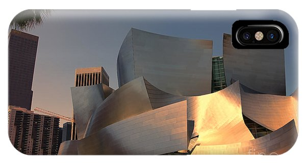 Gehry iPhone Case - Gehry Tones by Chuck Kuhn