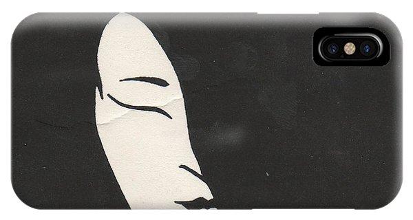 Geisha Phone Case by T Ezell