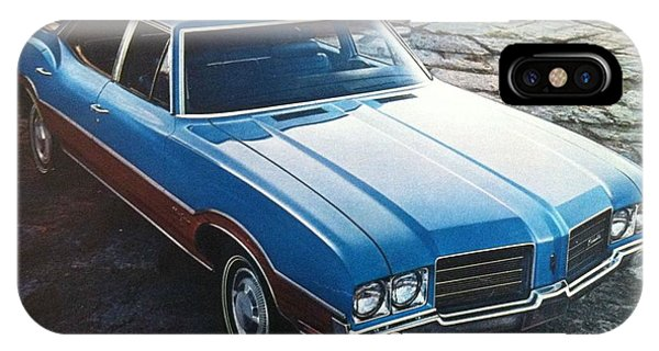 General Motors Posters IPhone Case