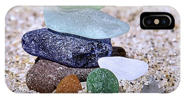 Genuine Sea Glass IPhone Case