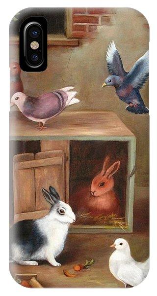 Gentle Creatures IPhone Case
