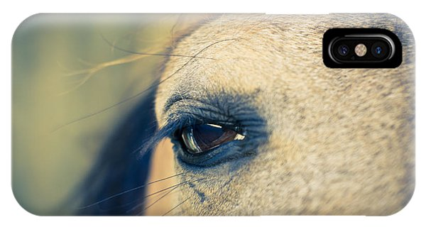 Gentle Eye IPhone Case