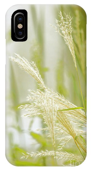 Gentle Touch Of Summer IPhone Case
