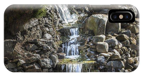 Gentle Waterfall IPhone Case