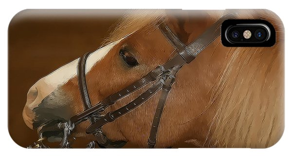 Genuine Pony IPhone Case