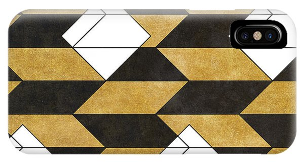 Triangles iPhone Case - Geo Pattern II by South Social Studio