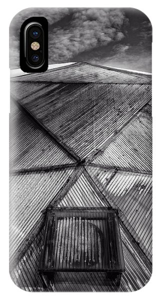 New Hampshire iPhone Case - Geodesic Dome by Edward Fielding