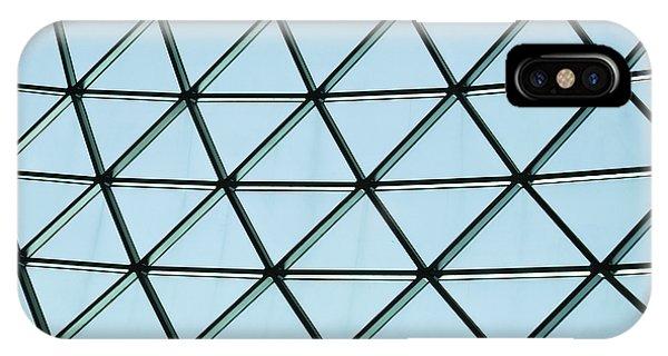 Geometric Charm IPhone Case