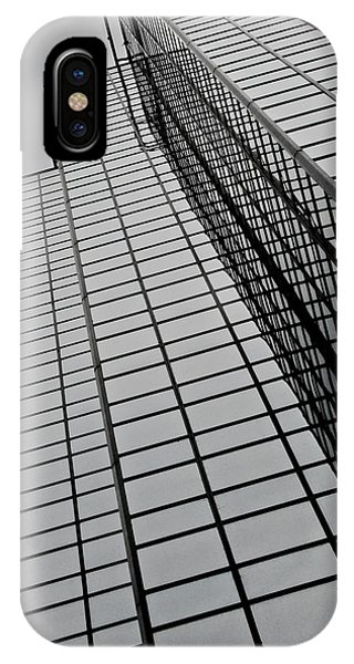 Geometric Web IPhone Case