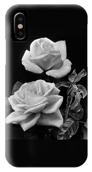 'george Arends' Roses IPhone Case