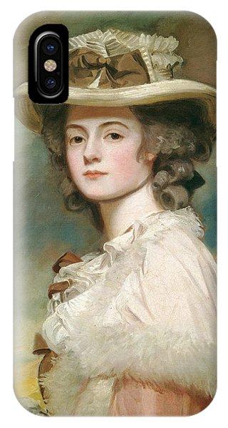 George Romney, Mrs Phone Case by Quint Lox