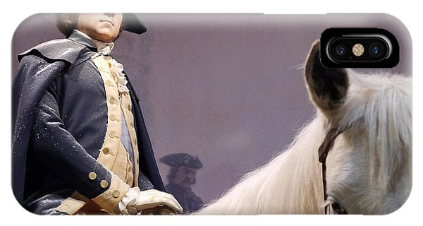 IPhone Case featuring the photograph George Washington  by Richard Reeve