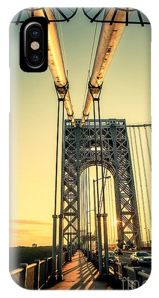 George Washington Sunset IPhone Case