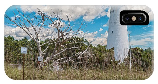 Georgetown Sc Lighthouse IPhone Case