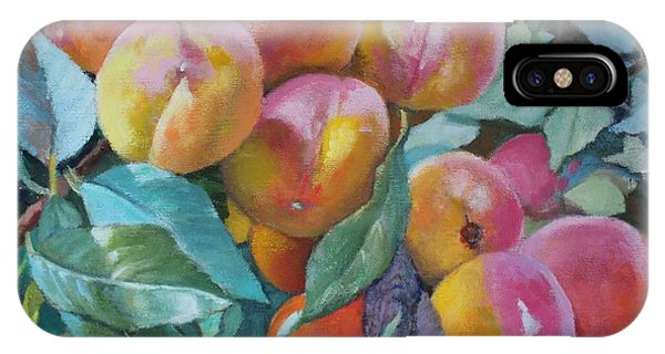 Georgia Peachers IPhone Case