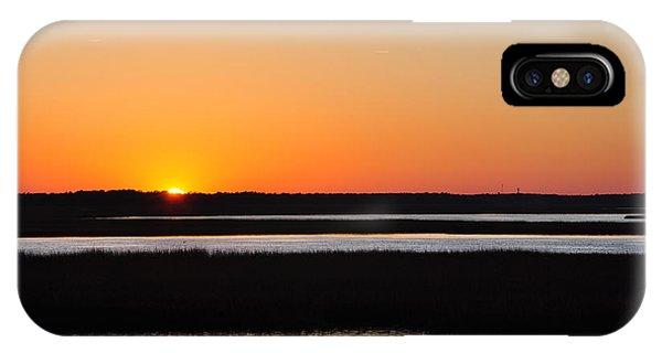 Georgia Sunset IPhone Case