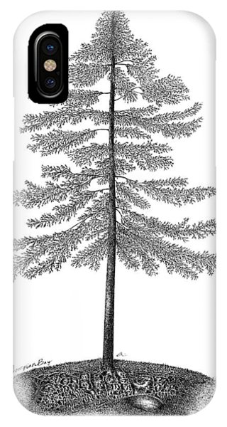 Georgian Bay  IPhone Case