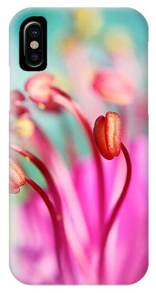 Geranium Candy IPhone Case