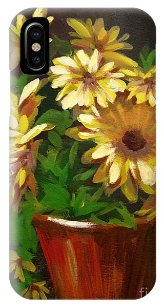 Gerber Daisies 3 IPhone Case