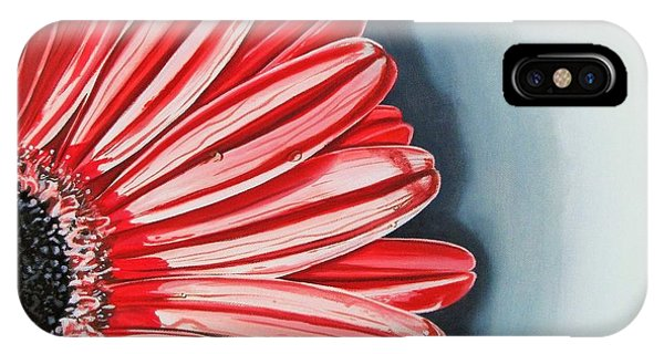 Gerber Daisy 2 IPhone Case