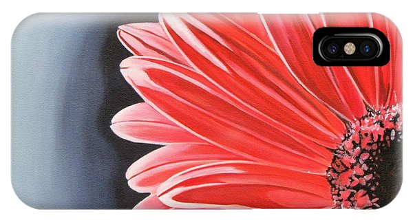Gerber Daisy IPhone Case