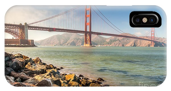 Gg Bridge  IPhone Case