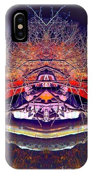 Ghost Car IPhone Case