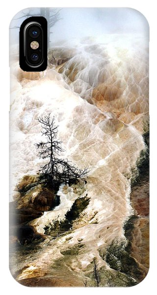 Ghost Falls IPhone Case