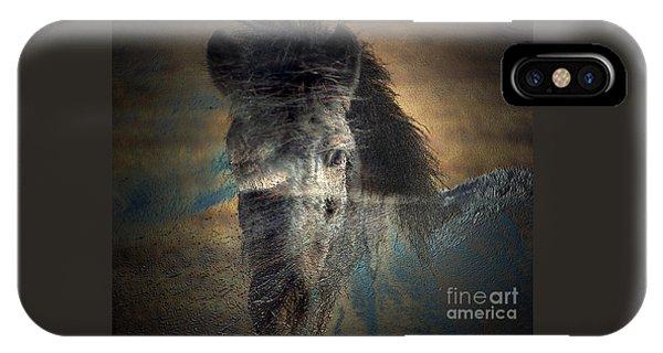 Ghost Pony IPhone Case