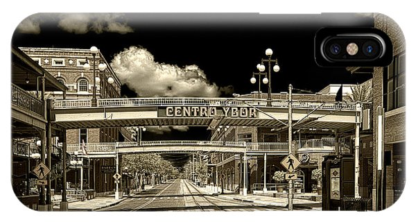 Ghost Town Ybor City IPhone Case