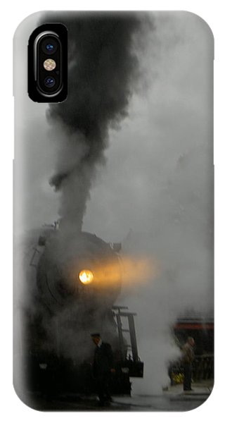 Ghost Train IPhone Case
