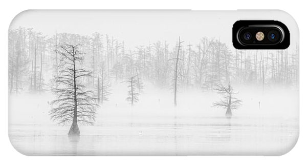 Ghost Trees II IPhone Case