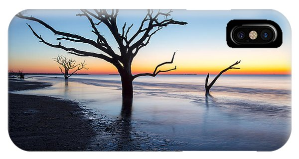 Ghost Trees Of Boneyard Beach 10 IPhone Case