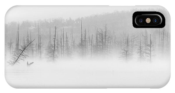 Ghost Trees V IPhone Case