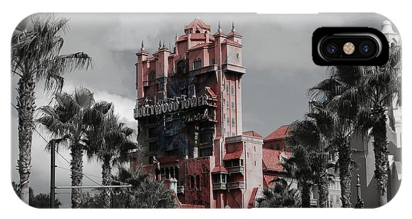 Ghostly At The Tower IPhone Case