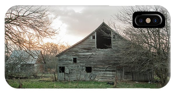 Ghostly Barn IPhone Case