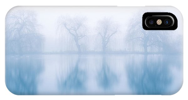 Ghostly Reflections IPhone Case