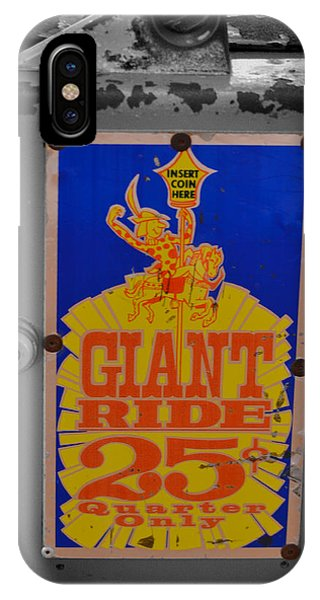 Giant Ride 25 IPhone Case