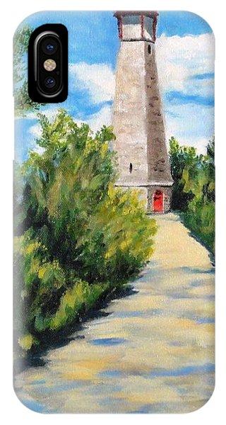 Gibraltar Point Lighthouse IPhone Case