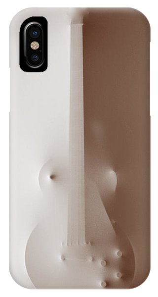 Gibson Les Paul Phone Case by Barry Shereshevsky