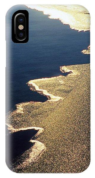 Gilded Edge - Lake Geneva Wisconsin IPhone Case