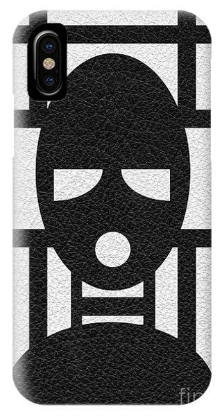 Gimp Mask IPhone Case