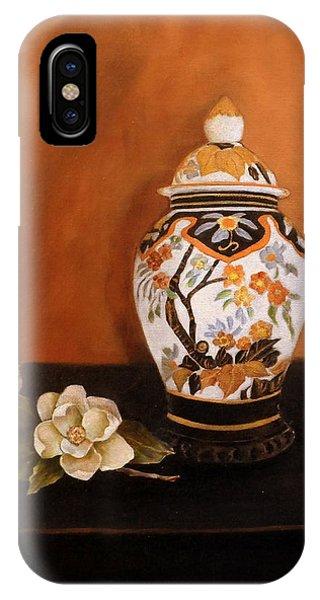 Ginger Jar IPhone Case