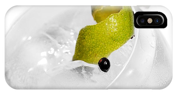 Gintonic Detail IPhone Case