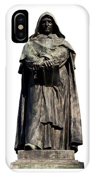 Giordano Bruno IPhone Case
