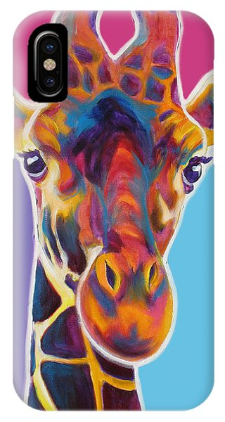Giraffe - Marius IPhone Case