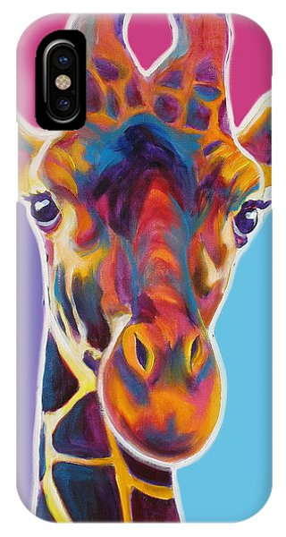 Giraffe iPhone Case - Giraffe - Marius by Alicia VanNoy Call