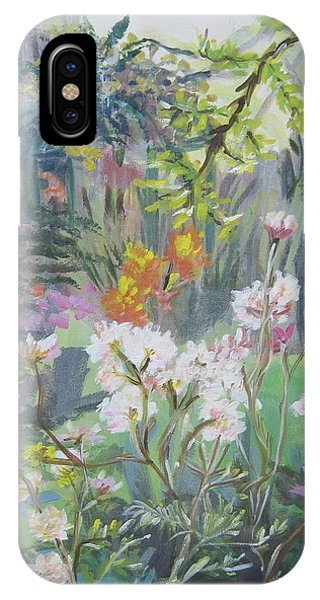 Giverny In Autumn IPhone Case