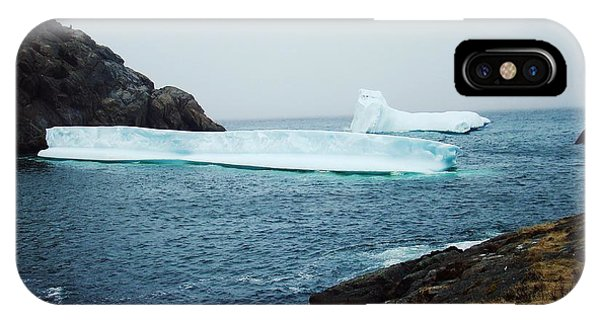 Glacial Beauty IPhone Case