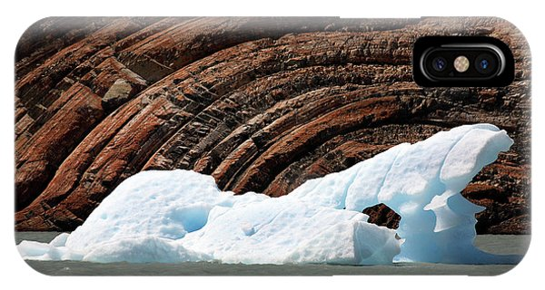 Glacial Groove Marks Phone Case by Steve Allen/science Photo Library